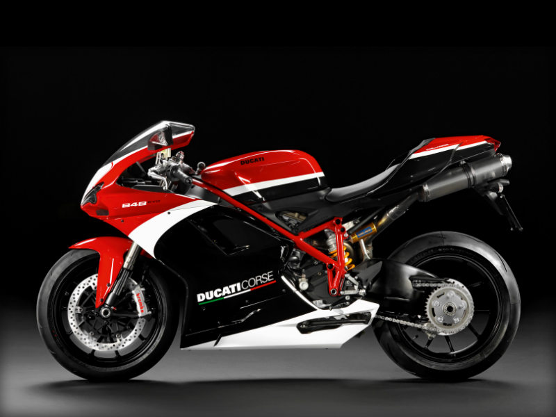 ducati 848 evo corse se in india - prices, reviews, photos