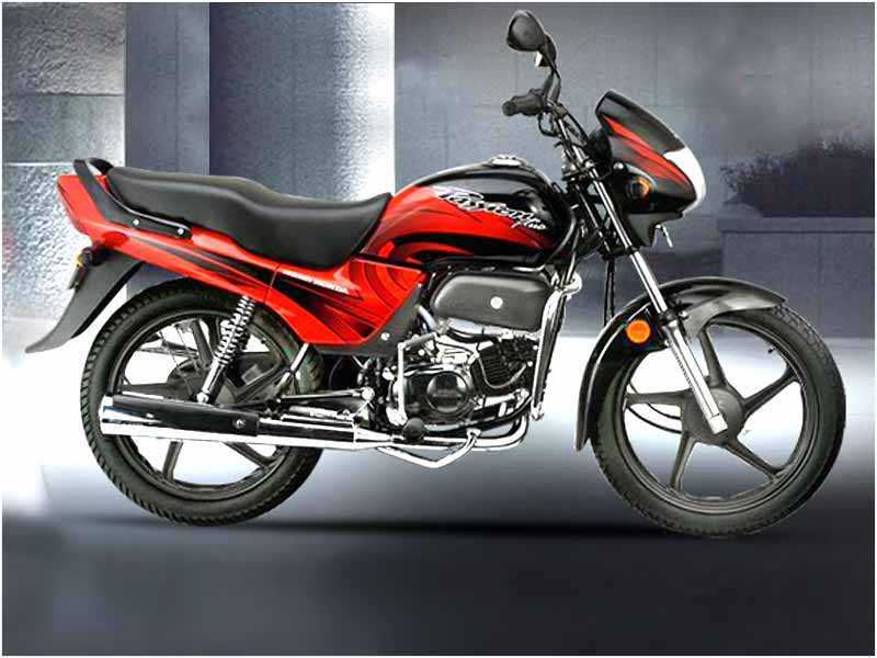 Hero Honda Passion Plus