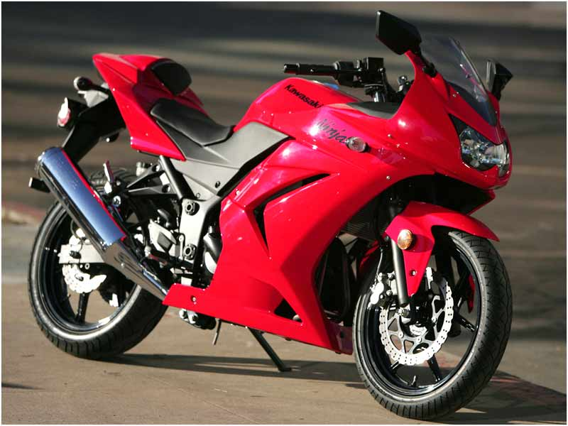 Kawasaki Ninja 250R Bike - Prices, Reviews, Photos, Mileage ...