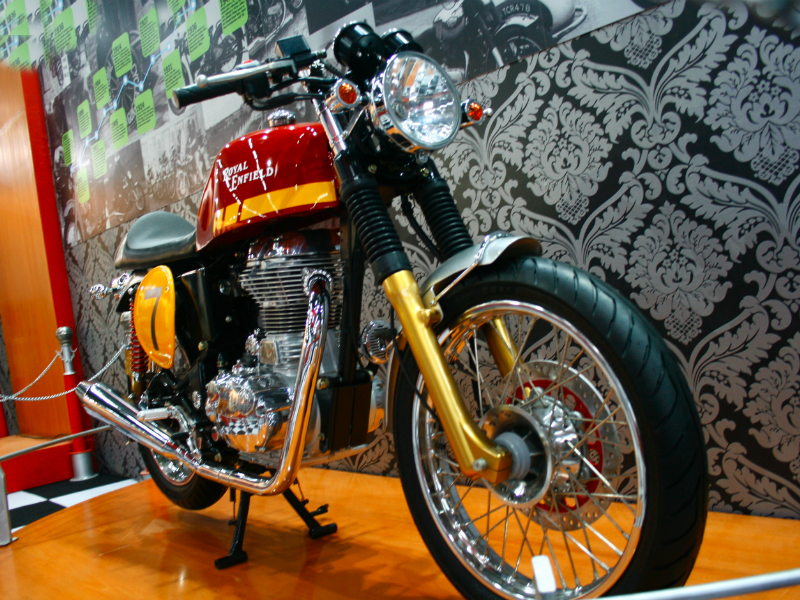 Royal Enfield Cafe Racer Price In Pune