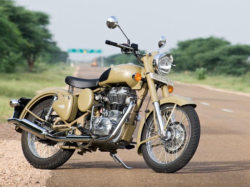 Royal Enfield Classic Desert Storm In India Prices