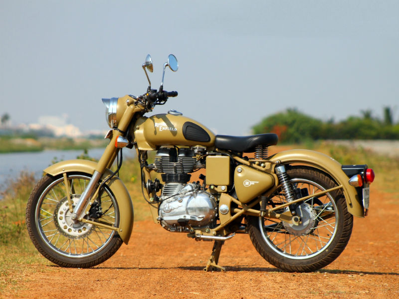 Royal Enfield Classic Desert Storm in India - Prices, Reviews ...