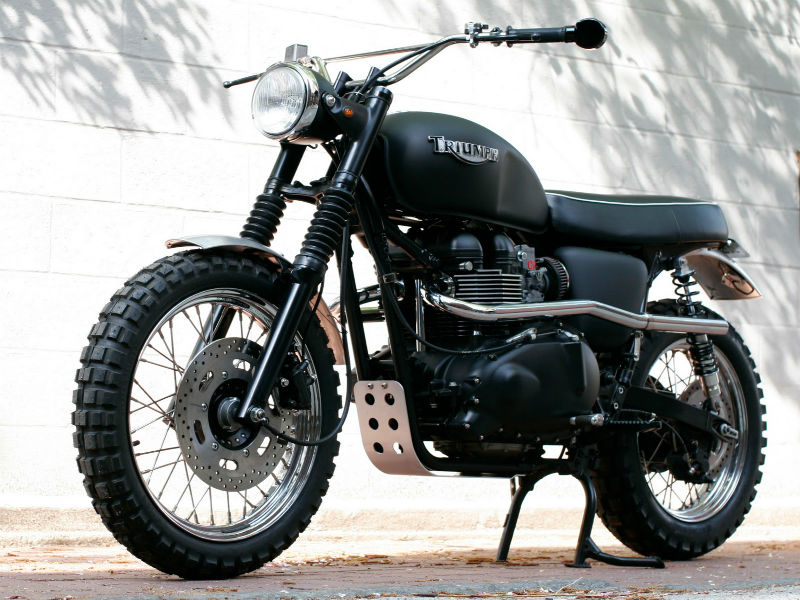 Triumph Scrambler in India - Prices, Reviews, Photos, Mileage ...