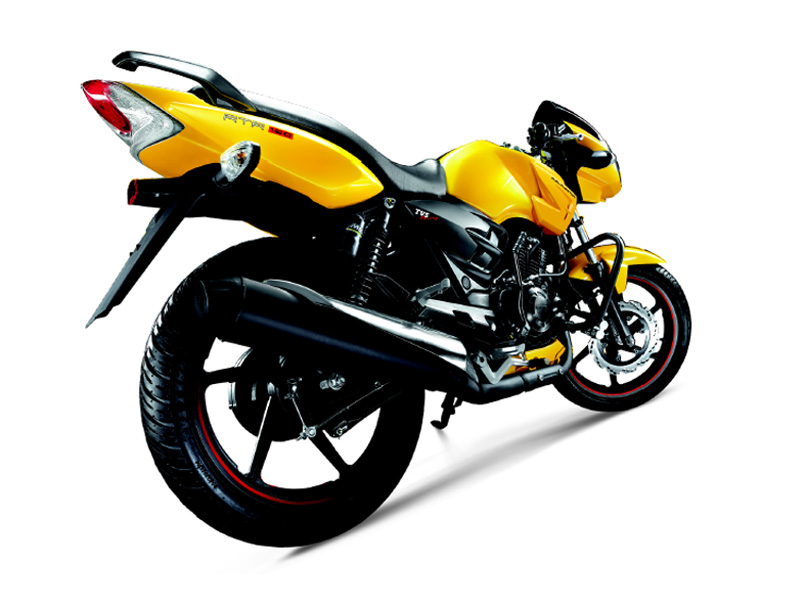 TVS Apache RTR 160 Hyper Edge in India - Prices, Reviews