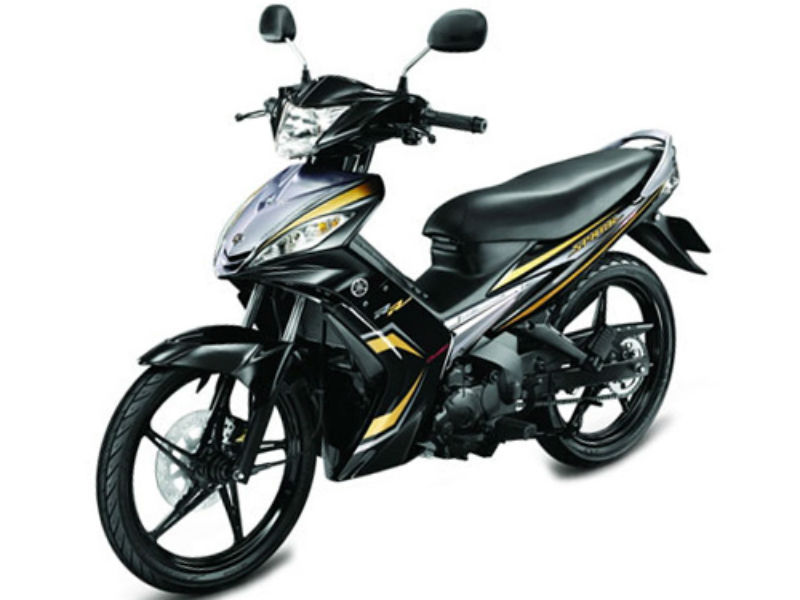 Yamaha Jupiter MX135